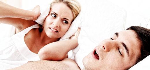 Was man gegen Schnarchen tun kann