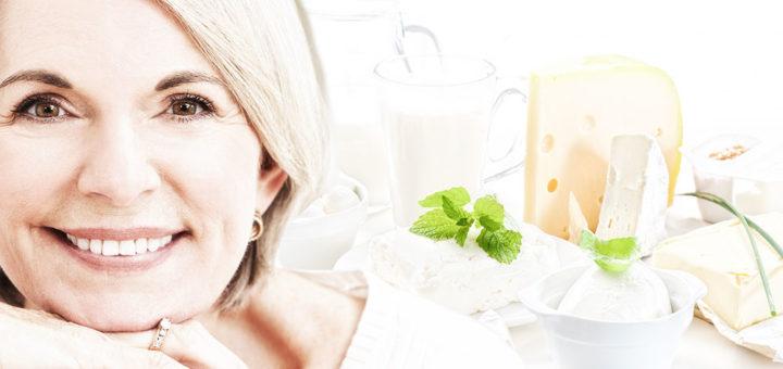 Die richtige Ernährung bei Osteoporose