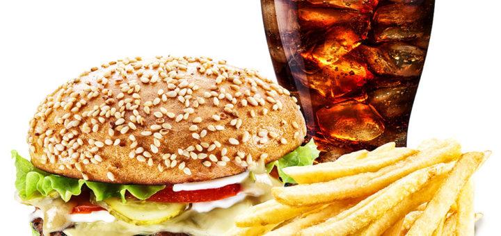 Fastfood macht Immunsystem langfristig aggressiver