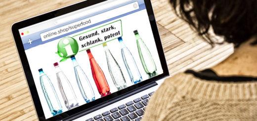 Nahrungsergänzung & Superfoods aus Onlineshops?