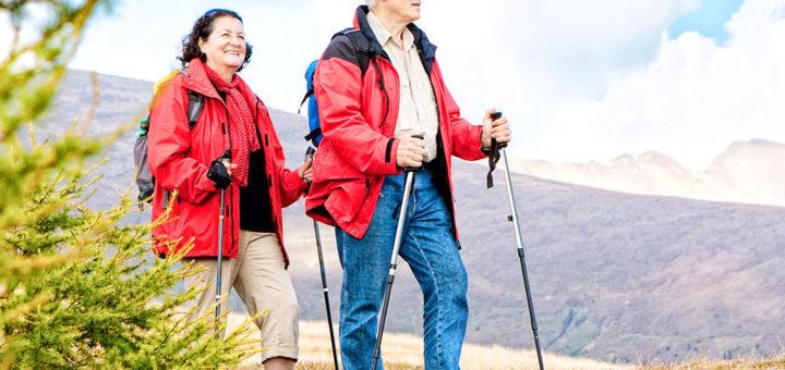 Natürlich Blutdruck senken mit gezielter Bewegung