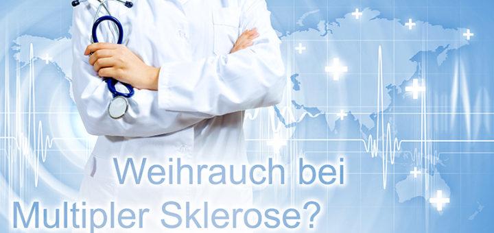 Weihrauch als Arzneimittel bei Multipler Sklerose?