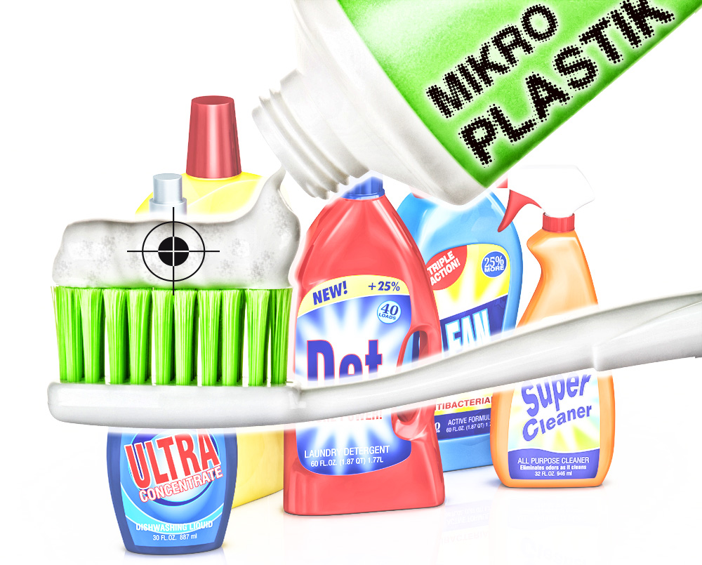 Die 5 wichtigsten Fakten über Mikroplastik