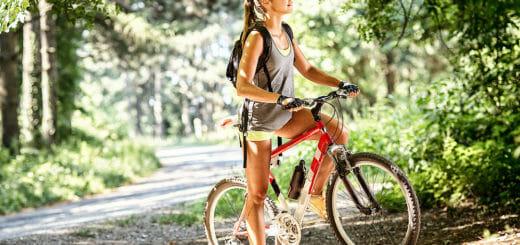 Sicheres, effizientes & sportliches Radfahren
