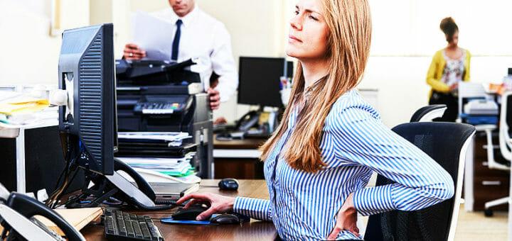 Was tun gegen stressbedingte Rückenschmerzen?