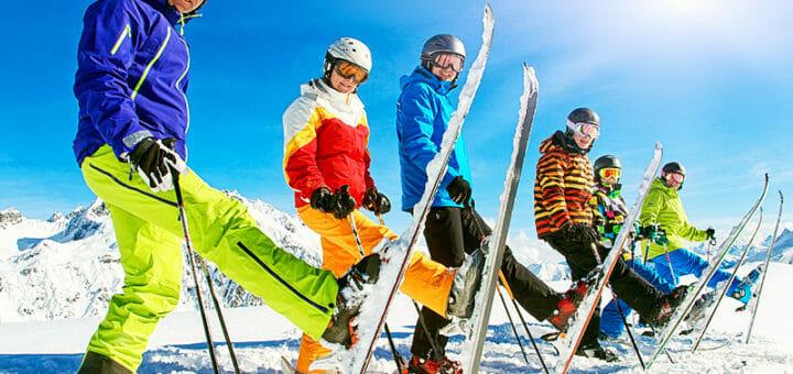 Wie Sie Verletzungen beim Skifahren vorbeugen